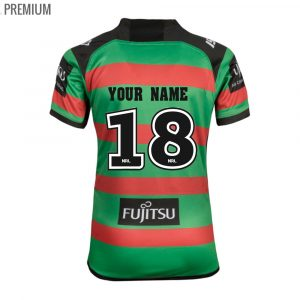 2018 South Sydney Rabbitohs Jersey Home Womens - Premium