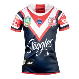 2018 Sydney Roosters Home Womens Jersey - Front
