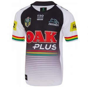 2018 Penrith Panthers Away Womens Jersey- Front