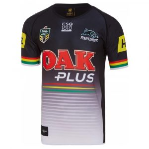 2018 Penrith Panthers Home Mens Jersey - Front
