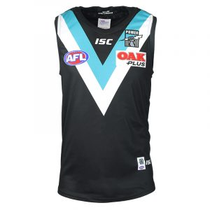2018 Port Adelaide Power Home Mens - front
