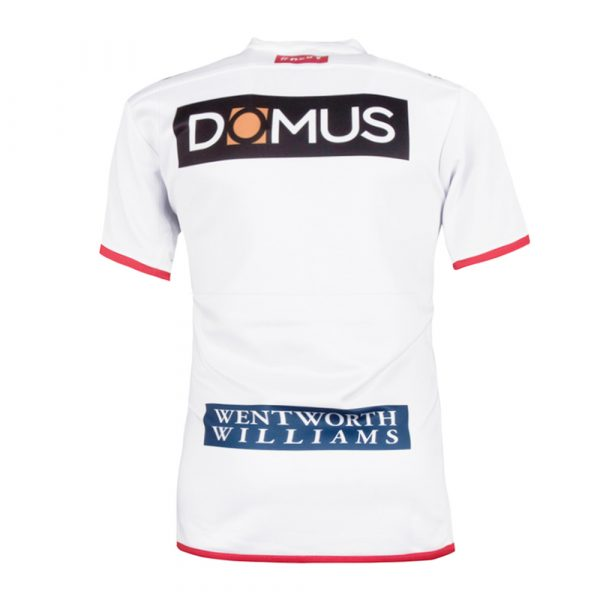 2018 St George Illawarra Dragons Home Youth Jersey - Back