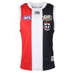 2018 St Kilda Saints Home Mens - Front