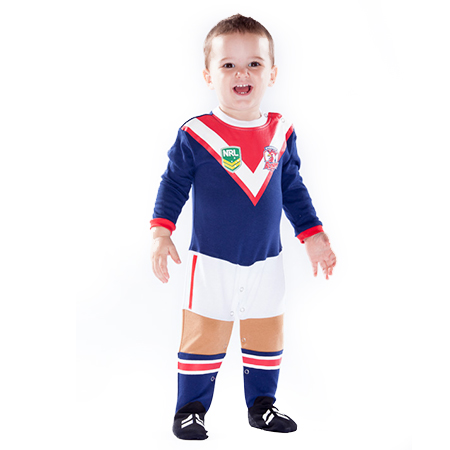 Footy Suit Roosters