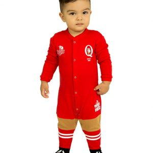ORIGINAL FOOTY SUIT QLD REDS