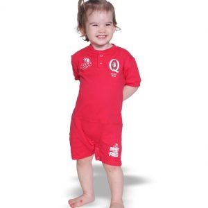 QLD Reds Short - Footy Suit