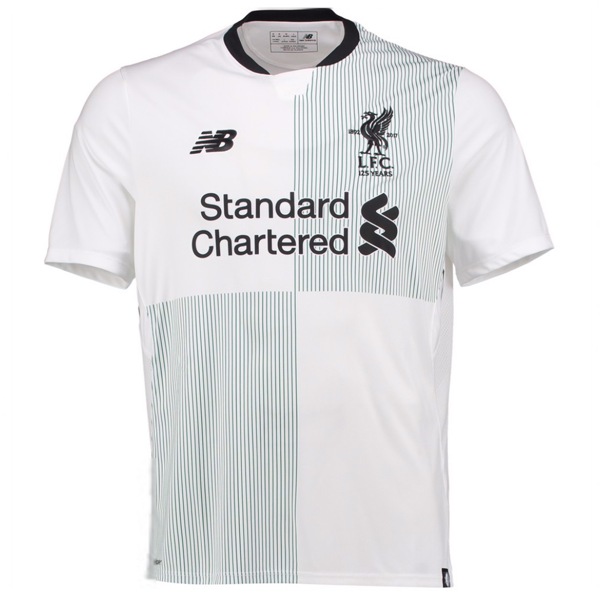 2017-18 liverpool Away front