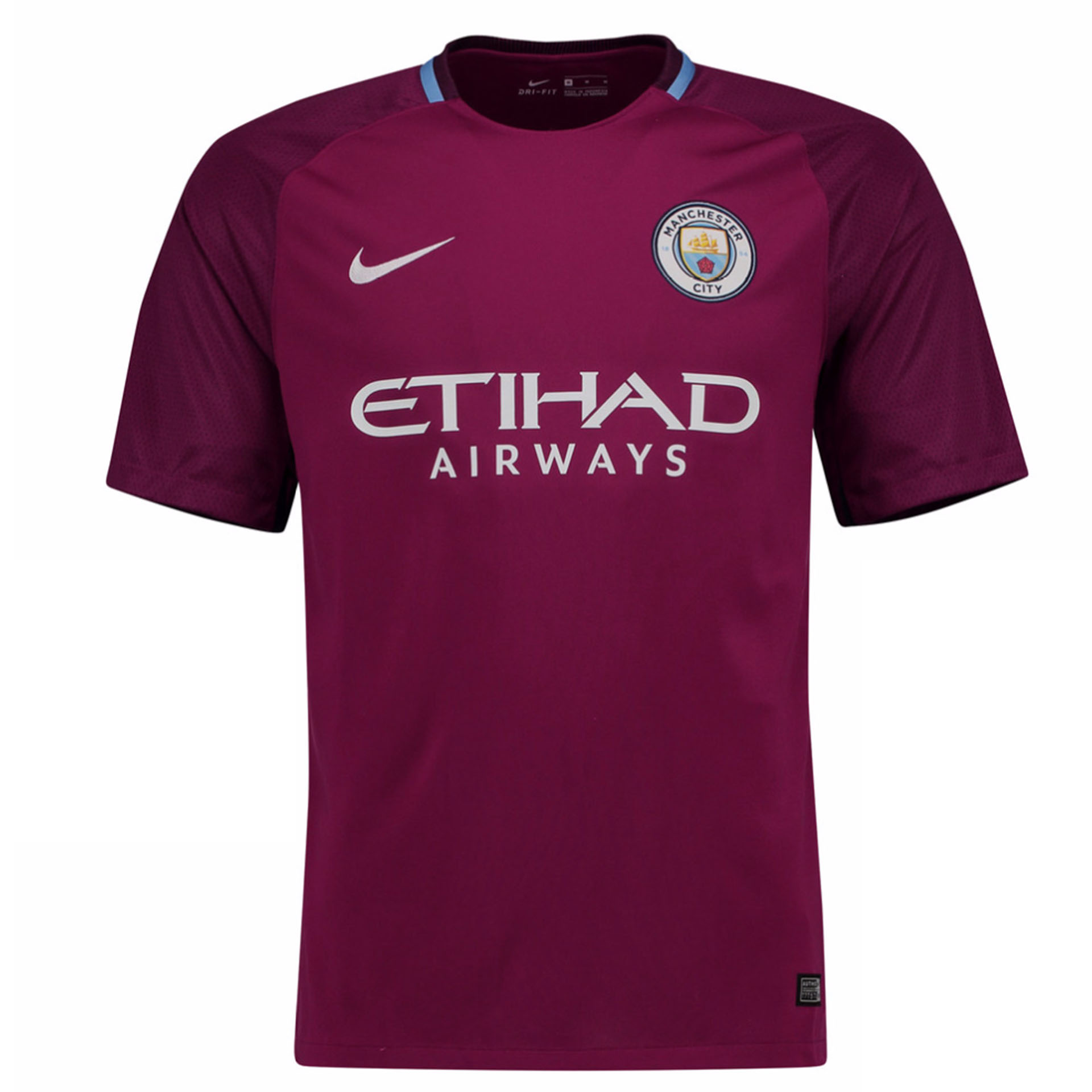 2017-18 Manchester city Away Front