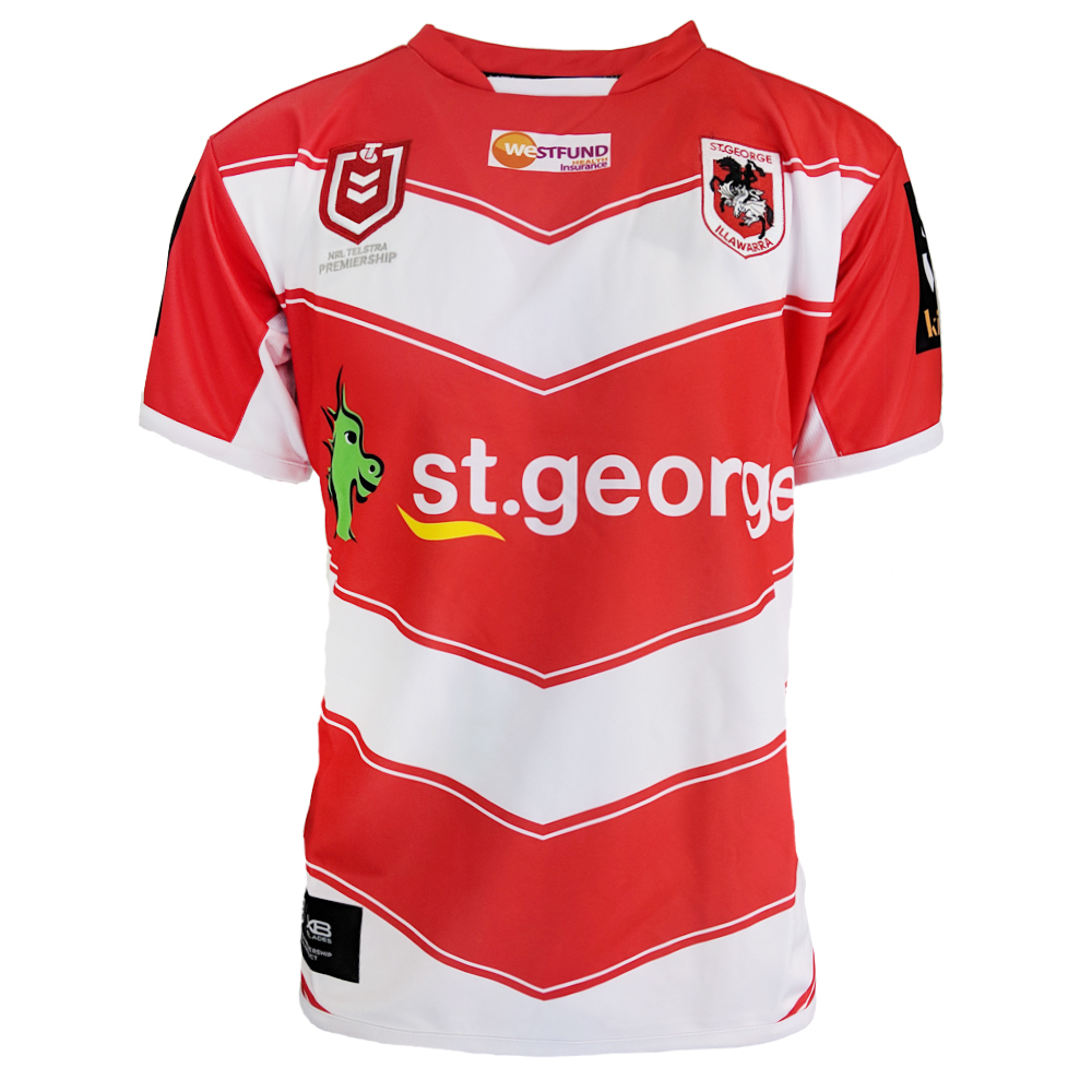 43d4f755e Buy 2019 St George Illawarra Dragons Away Jersey – Mens - Your Jersey