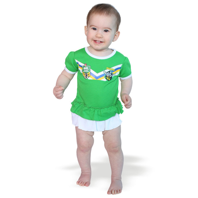 Baby Canberra Raiders Clothes