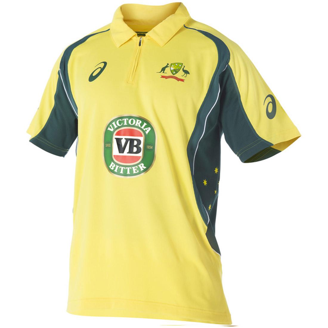 2016/17 Australian Cricket ODI Shirt – Mens – Your Jersey