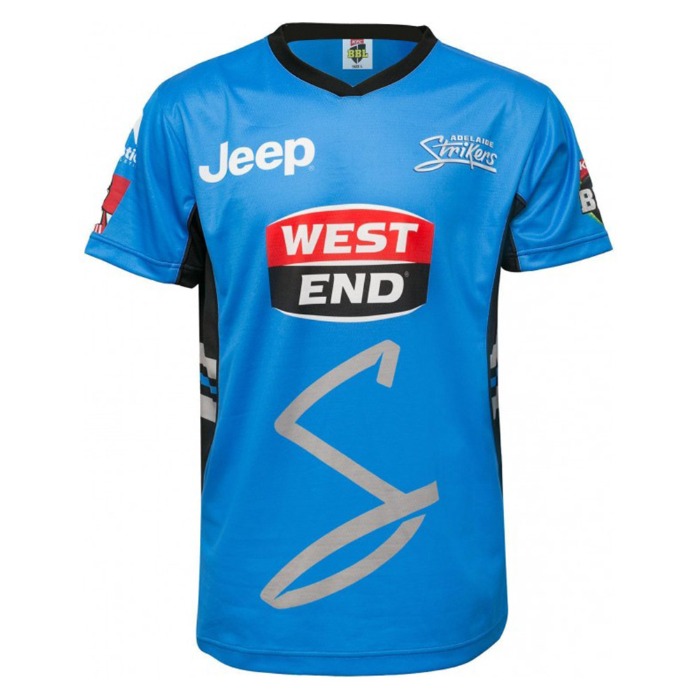 2016 17 adelaide strikers jersey youth your jersey