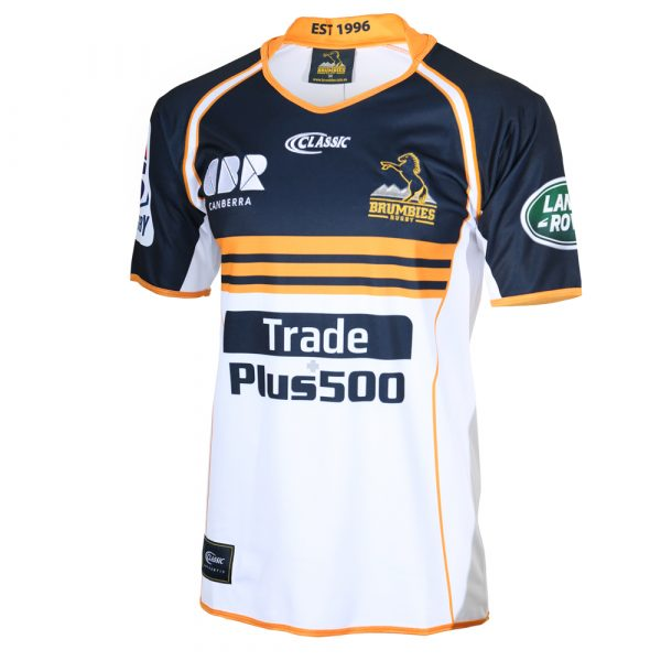 2018 ACT Brumbies Home Mens - Front