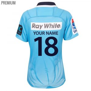2018 NSW Warratahs Home Womens - Premium