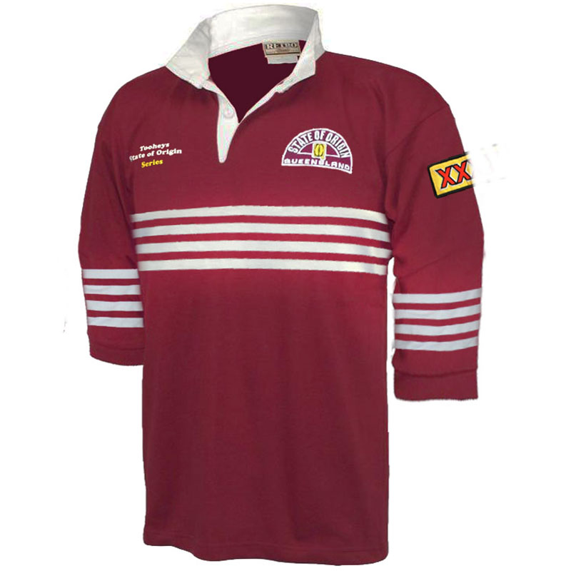 Personalised 2018 State of Origin Jerseys - Your Jersey
