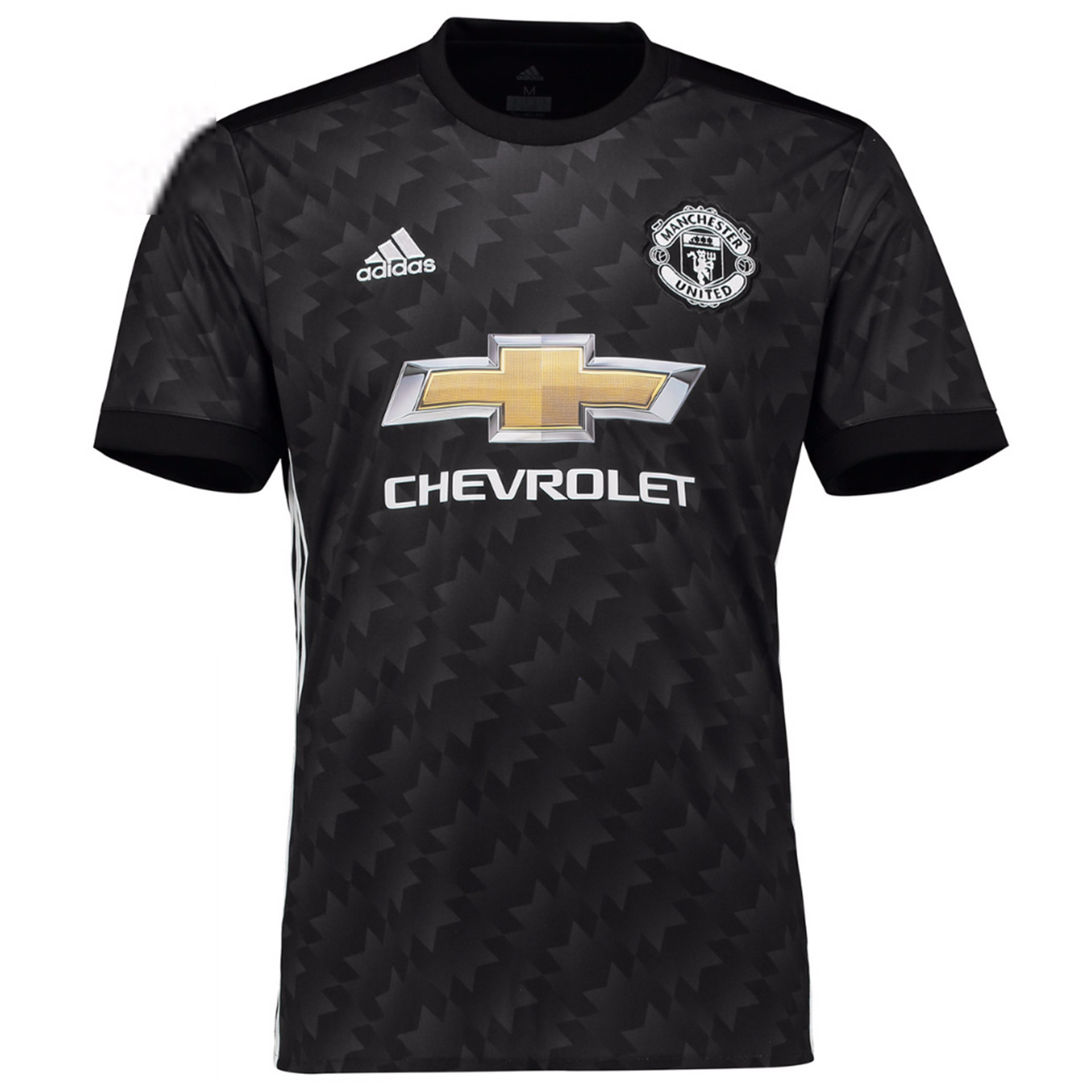 2017-18 mancheste runited Away front