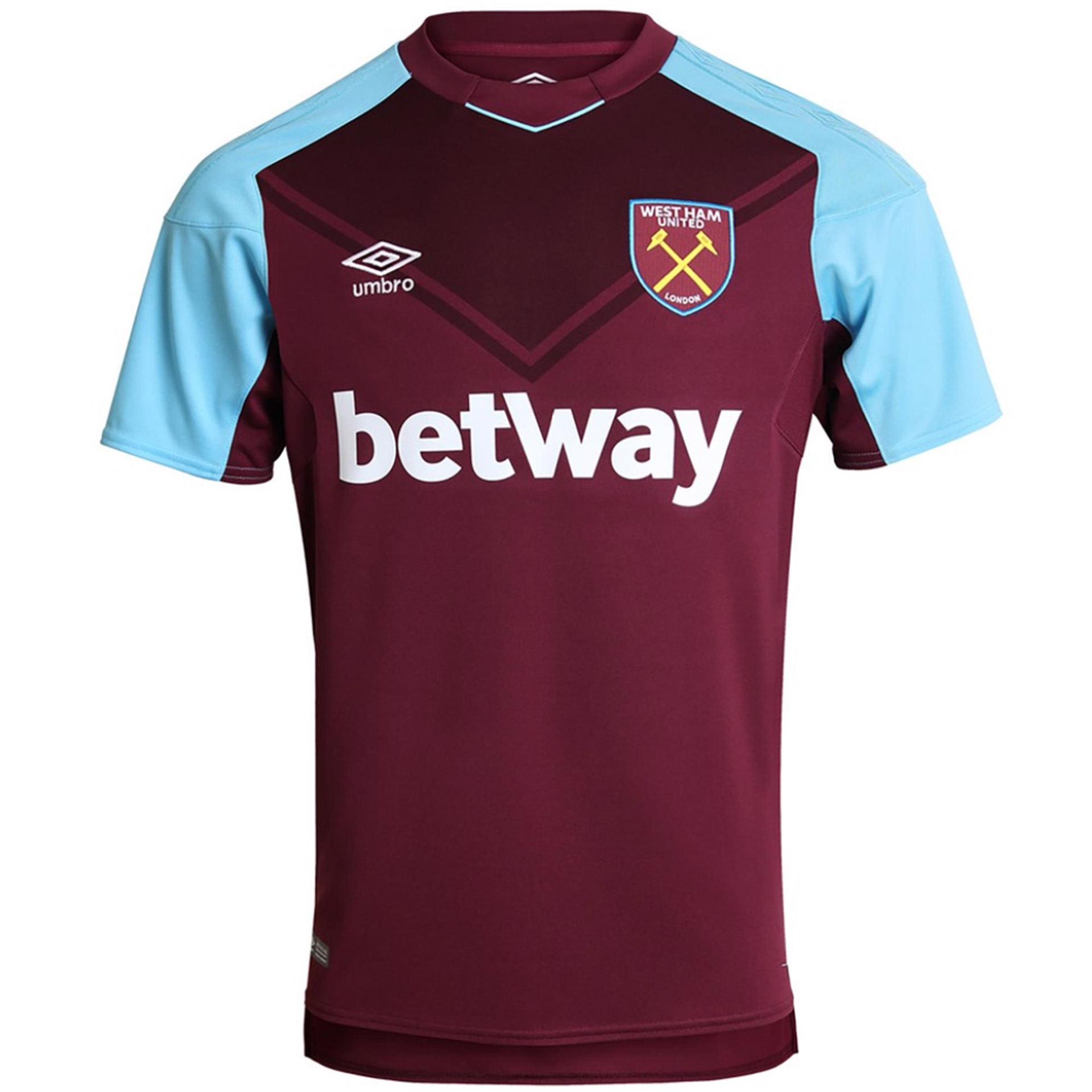 2017-18 westham United Home front