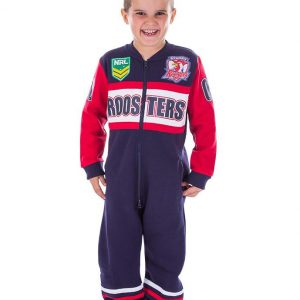 YOUTH ONESIE ROOSTER