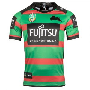 2018 South Sydney Rabbitohs Home Mens Jersey - Front