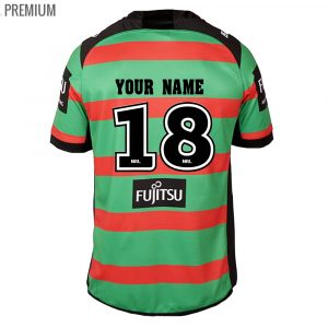 2018 South Sydney Rabbitohs Home Mens Jersey - Premium