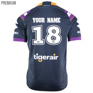 2018 Melbourne Storm Home Mens - Premium