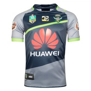 2018 Canberra Raiders Away Mens Jersey - Front