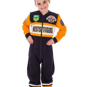 Youth Onsie - West Tigers Kids Onsie