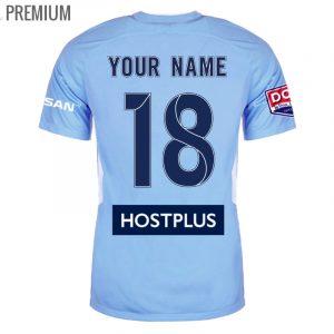 201718 melbourne city Home premium