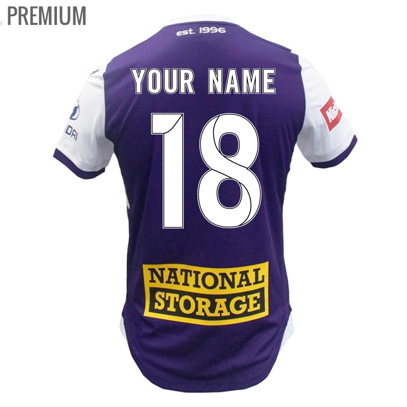 201718 perth glory Home premium