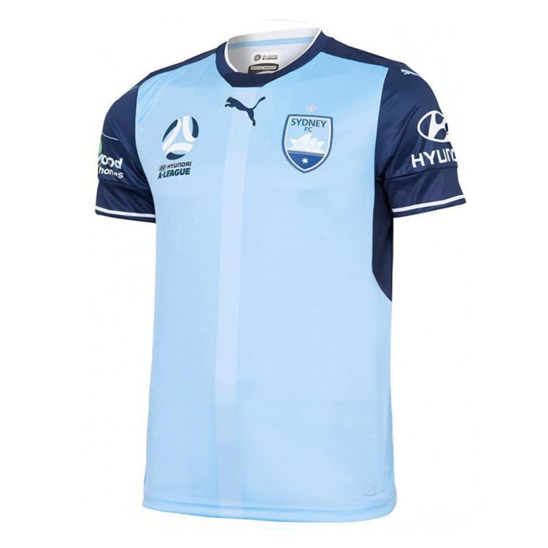 863150936 Personalised Sydney FC Jerseys. 201718 sydney fc Home front ...