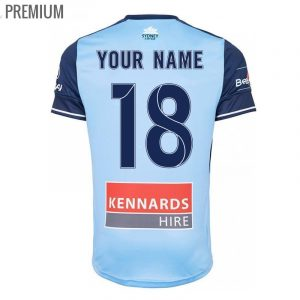 201718 Sydney FC Home Premium