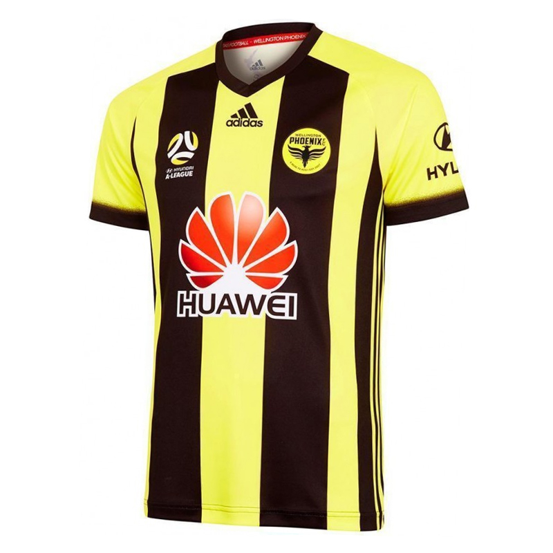 201718 wellington pheonix Home front