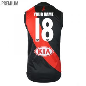 2018 Essendon Bombers Home Mens - Premium