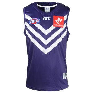 2018 Fremantle Dockers Home Mens - Front