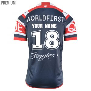 2018 Sydney Roosters Home Mens Jersey - Premium