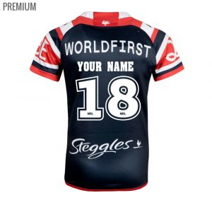 2018 Sydney Roosters Home Youth - Premium