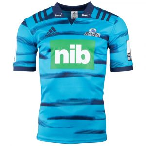 2018 Auckland Blues Home Mens - Front