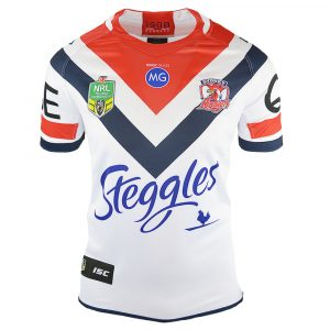 2018 Sydney Roosters Away Mens Jersey - Front
