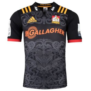 2018 Waikato Chiefs Home Mens - Front