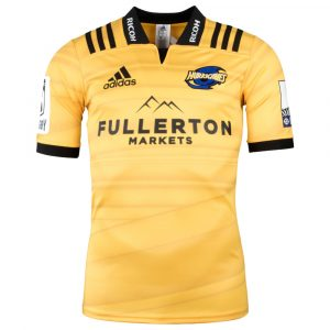 2018 Wellington Hurricanes Home Mens - Front