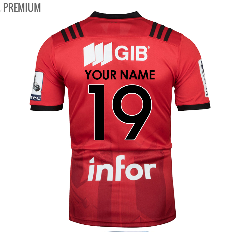 ca8377a4fb2 Buy 2019 Canterbury Crusaders Home Jersey - Mens - Your Jersey