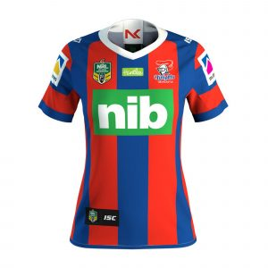 2018 Newcastle Knights Home Womens - Front