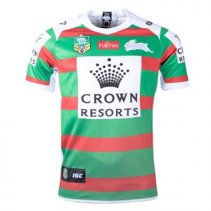 2018 South Sydney Rabbitohs Away Mens - Front