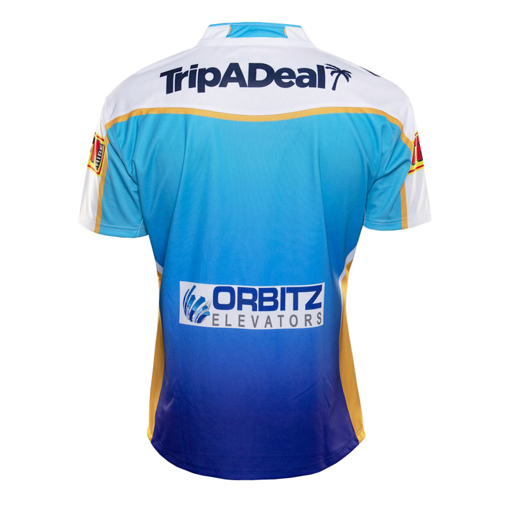 c271f57bc45 Buy 2019 Gold Coast Titans Heritage Jersey – Mens - Your Jersey