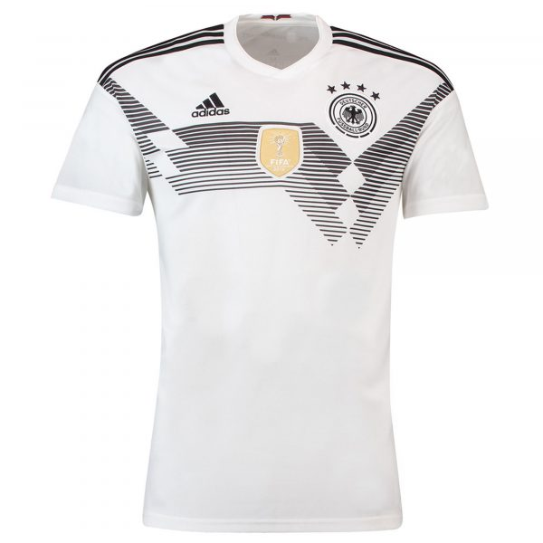 Buy 2018 germany home jersey mens your jersey for Germany mercedes benz soccer jersey