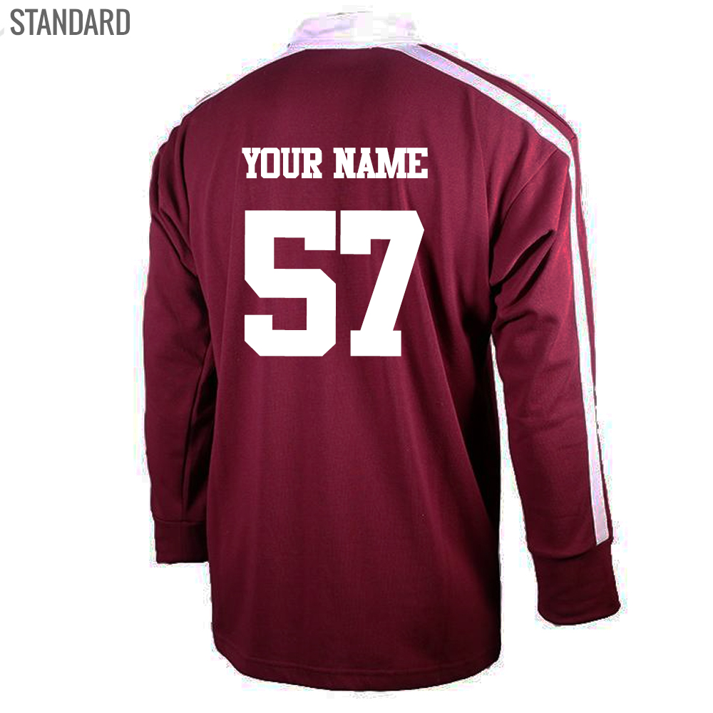the latest 62fd7 c4369 Buy 1957 Manly Sea Eagles Retro Jersey - Mens - Your Jersey