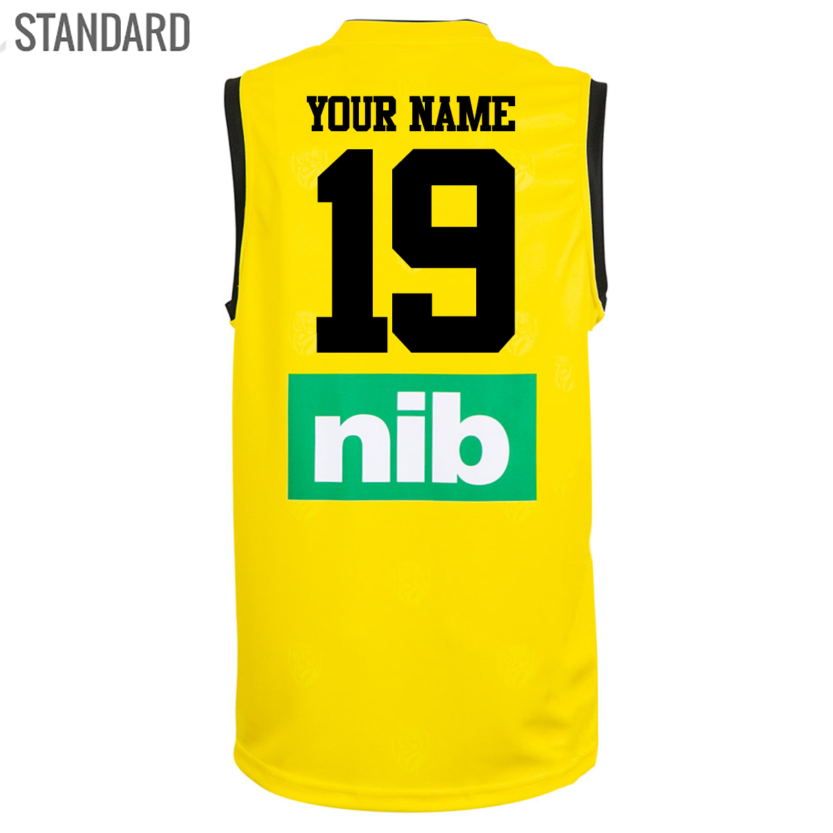 Buy 2019 Richmond Tigers Clash Guernsey – Mens - Your Jersey