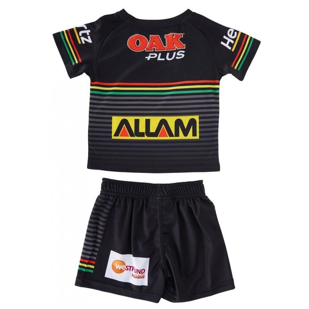 new concept c9a4b 32f07 Buy 2019 Penrith Panthers Home Jersey - Toddler - Your Jersey