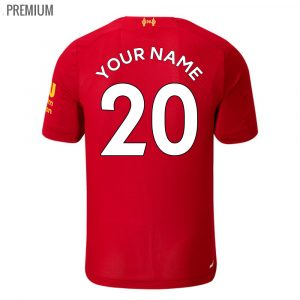 new product 7c390 3b648 Personalised Liverpool Football Jerseys - Your Jersey